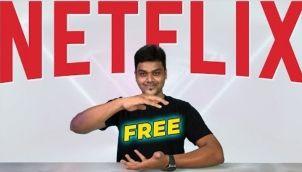 Netflix - நீங்க FREE-யா பாக்கலாம் 🔥🔥🔥 *UNLIMITED