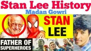 Stan Lee History | Tamil | Madan Gowri | MG | Marvel