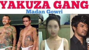 Real Gangsters Yakuza
