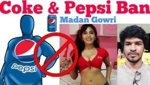 Coke and Pepsi Ban in Tamil Nadu