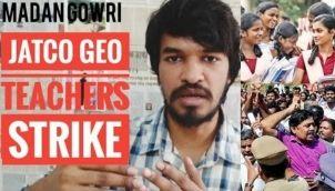 Teachers Strike  Jacto Geo