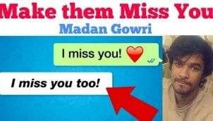 Make them Miss You | Tamil | Madan Gowri | MG