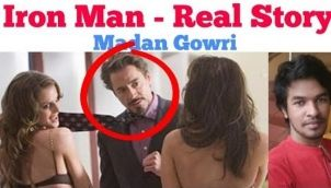 Iron Man Story Robert Downey Jr