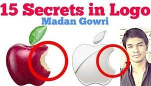 15 Secrets in Logos