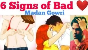 6 Signs of Bad 💔 Crush | Tamil | Madan Gowri | MG