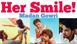 Her Smile ❣️ | Tamil | Madan Gowri | MG