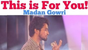 THIS IS FOR YOU | Tamil | Madan Gowri | MG | Motivation