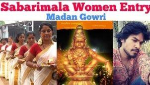 Sabarimalai Women Entry