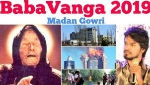 Baba Vanga 2019 Predictions | Tamil | Madan Gowri | MG