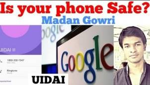 UIDAI | Is your phone safe?