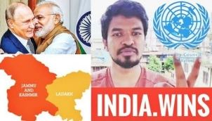 India Wins at United Nations