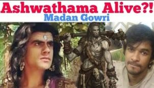 Ashwathaman still alive?