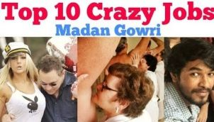 Top 10 Crazy Jobs | Tamil | Madan Gowri | MG