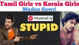 Tamil Girls vs Kerala Girls