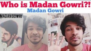 WHO IS MADAN GOWRI