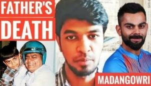 Father's Death Virat Kohli