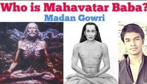 Who is Mahavatar Baba