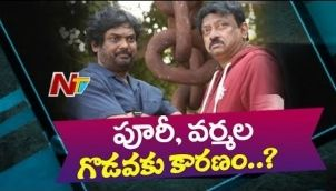 Ram Gopal Varma Strong Counter To Puri Jagannadh Fans With His Tweet
