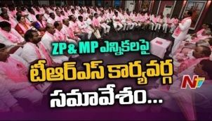 KCR To Workout On TRS Winning Strategies For ZPTC And MPTC Elections