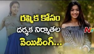 Directors Eagerly Waiting For Actress Rashmika Mandanna Call Sheets