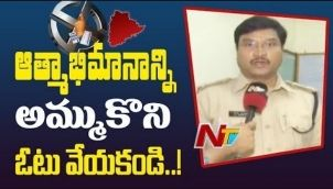 SP Ranganath Face to Face on Telangana Poll Arrangements | Nalgonda