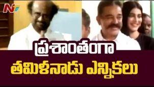 Tamil Nadu Elections    52 percent Voter Turnout