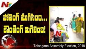 Telangana Assembly Elections Successfully Ended