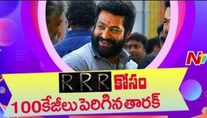 Jr NTR Personal Trainer Lloyd Stevens Clarifies About Jr NTR New Look
