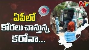 AP Reports 62 New Covid-19 Cases, Tally Jumps To 2,514