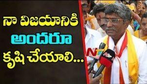 TDP Bhavya Anand Prasad Election Campaign at Serilingampally