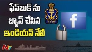 Indian Navy Bans Use Of Smartphones, Face Book