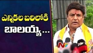 BalaKrishna to Campaign for Telangana Elections From Nov 26th