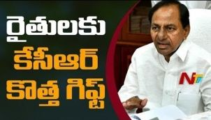 CM KCR Holds Review With Irrigation And Agricultural Dept Officials