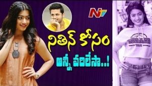 Rashmika Mandanna Rejected Kannada Film to Allot her Dates for Nithiin Movie