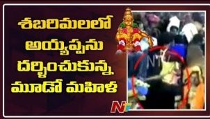 Police confirms Sri Lankan is Third Woman to Enter Sabarimala Temple