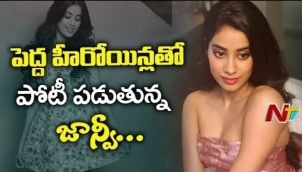 Sridevi Daughter Jhanvi Kapoor Started Skin show to become Popular in Bollywood