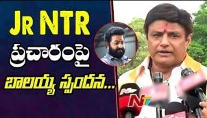 Balakrishna Responds over Jr NTR Election Campaigning For TDP In Telangana