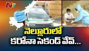 High Alert: Coronavirus second wave in Nellore