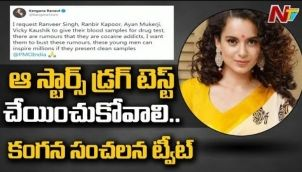 Kangana Ranaut Opens Up On Bollywood's Drug Nexus; Dares Ranveer, Ranbir, For A Drug Test