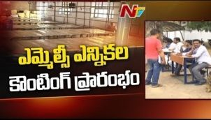 Graduate And Teachers MLC Election Counting Begins In Telangana