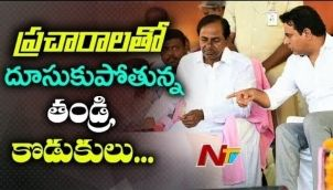 CM KCR To Address Four Public Meetings Today In Telangana