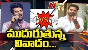 Vishwak Sen Gives Clarity On His Controversial Comments | Falaknuma Das