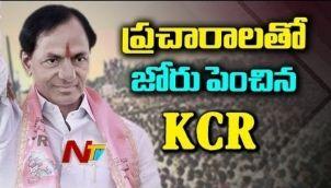 CM KCR To Address Public Meeting in Sircilla   Praja ashirvada Sabha