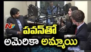 Pawan Kalyan Interview with The Daily Signal Website | Pawan Kalyan US Tour