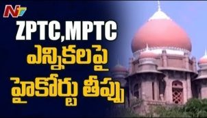 Telangana High Court gives Green Signal to ZPTC and MPTC Elections
