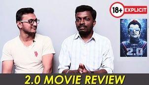 2.0 Review | Rajinikanth - Amy Jackson | Director Shankar