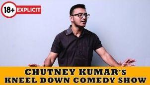 Chutney Kumar's Kneel Down Comedy Show | Plip Plip