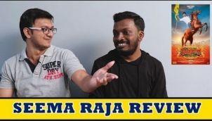 Seema Raja Review | Siva Karthikeyan, Samantha, Soori | Director Ponram