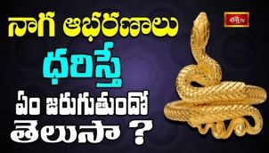 నాగ ఆభరణాలు ధరిస్తే ఏం జరుగుతుందో తెలుసా? || Brahmasri Chaganti Koteswara Rao