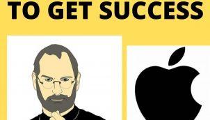 TOP 7 HABITS TO GET SUCCES -Steve Jobs